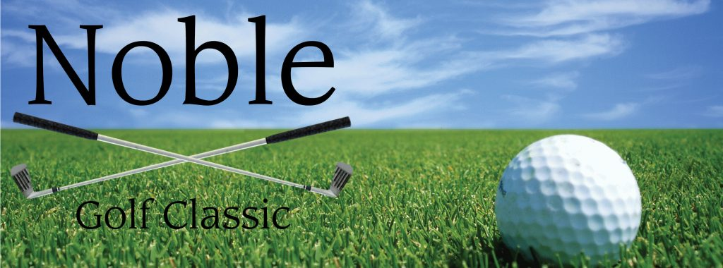 Join us for the Noble Golf Classic