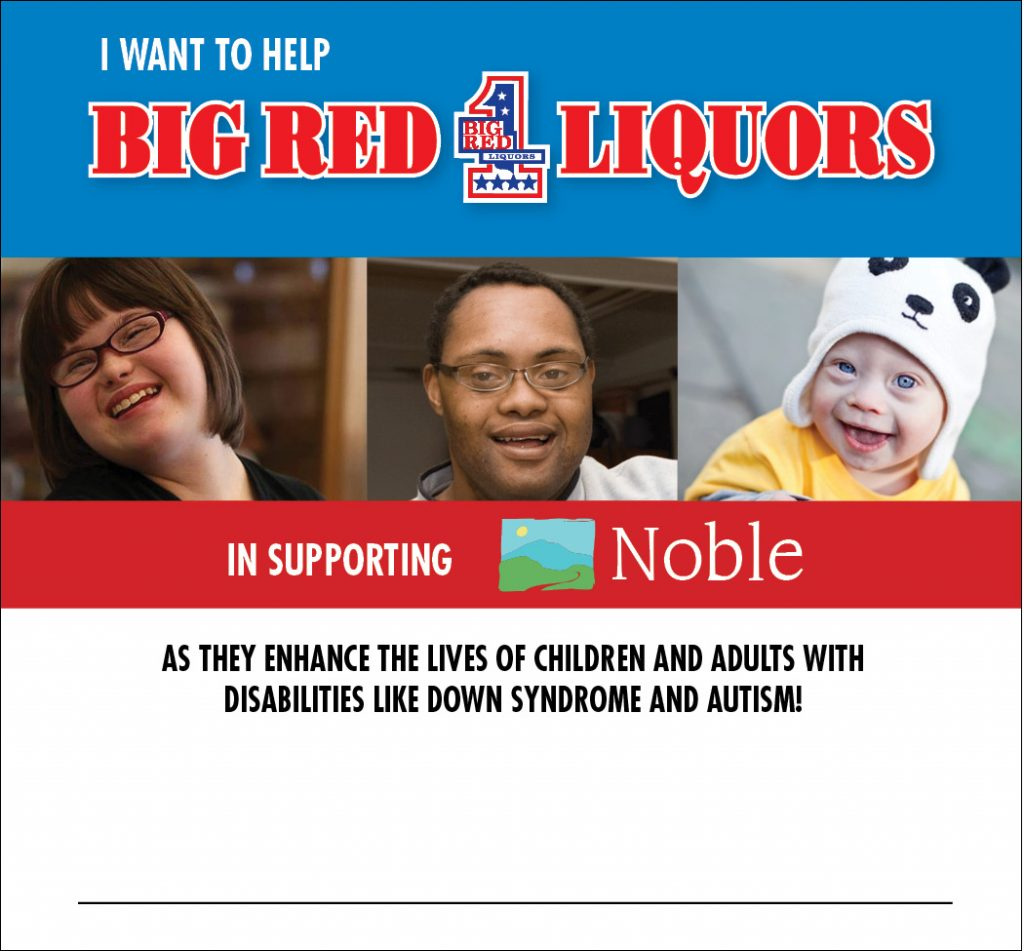 Big Red Launches Noble Icon Campaign