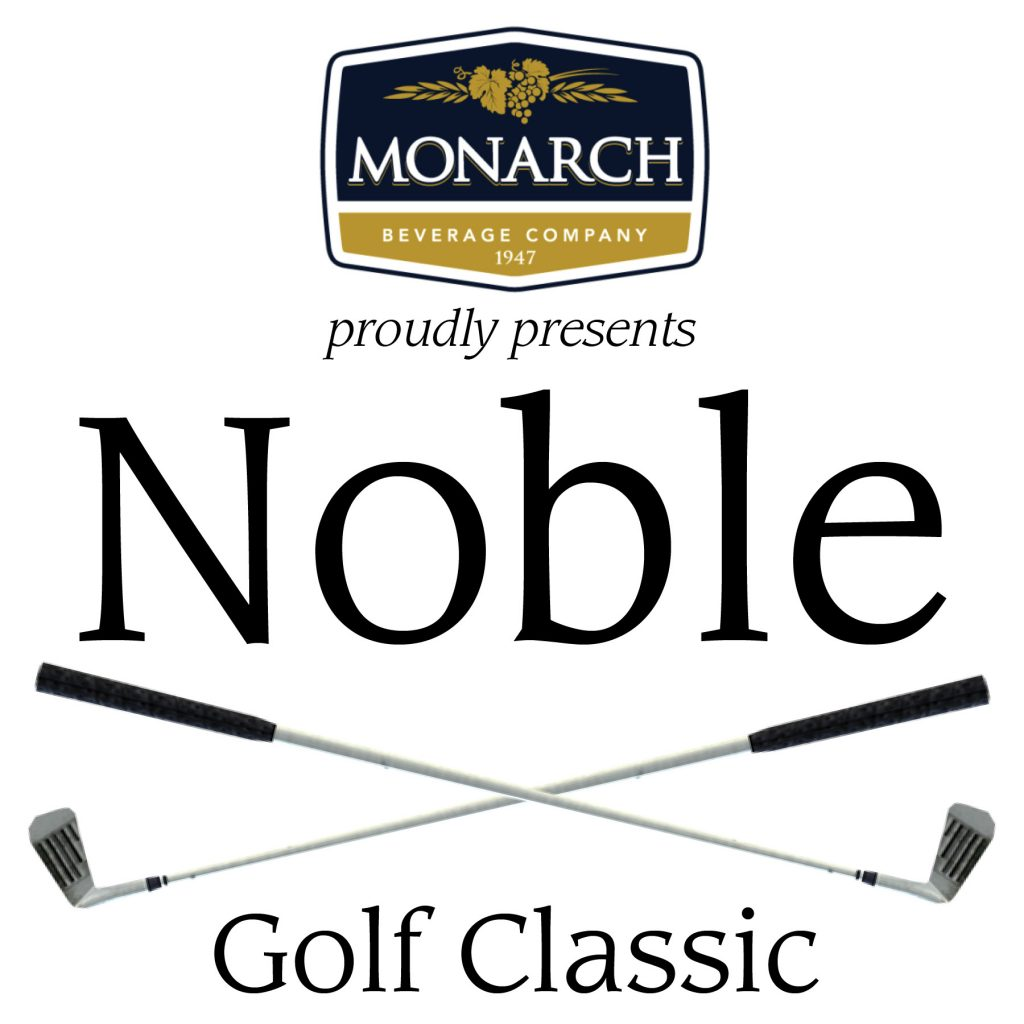 Monarch proudly presents the Noble Golf Classic