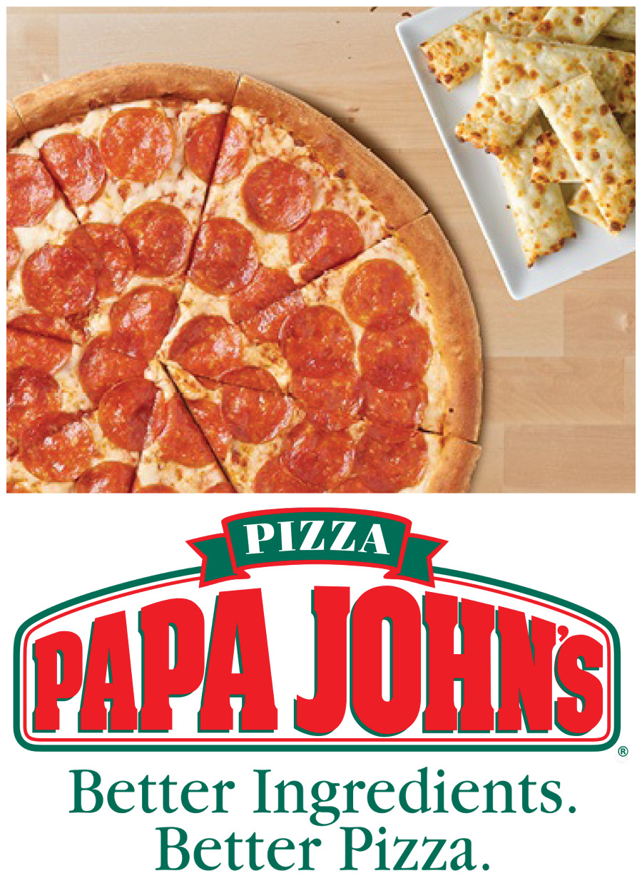 Order pizza from Papa Johns to benefit Noble