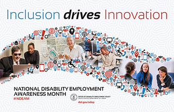 Disability Employment Awareness Month 2017