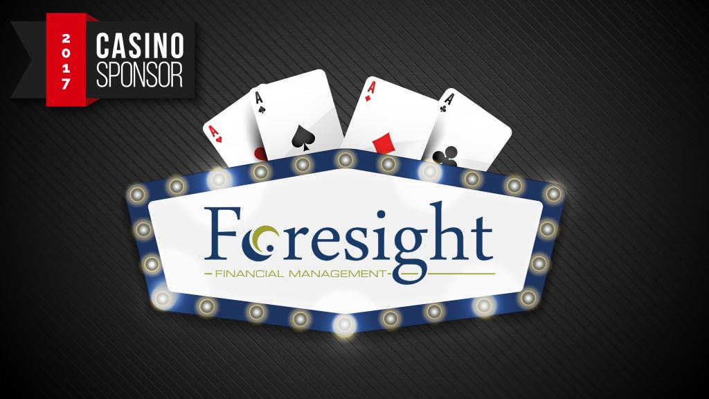 Thanks to Casino Sponsor Foresight