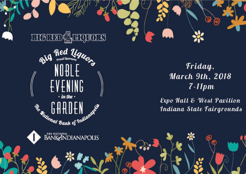 Have a blast at Noble Evening in the Garden