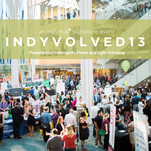 See you at IndyVolved