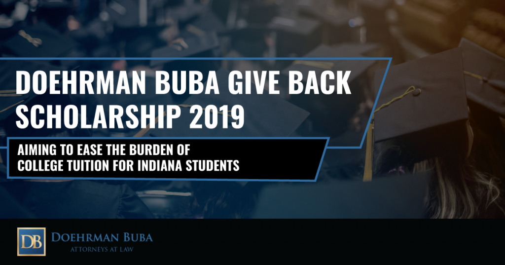 High school seniors are encouraged to apply for the Give Back_Scholarship