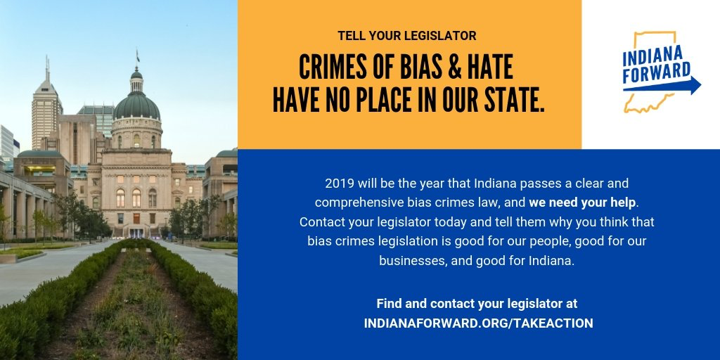 It's time for Indiana to pass a Bias Crimes Bill