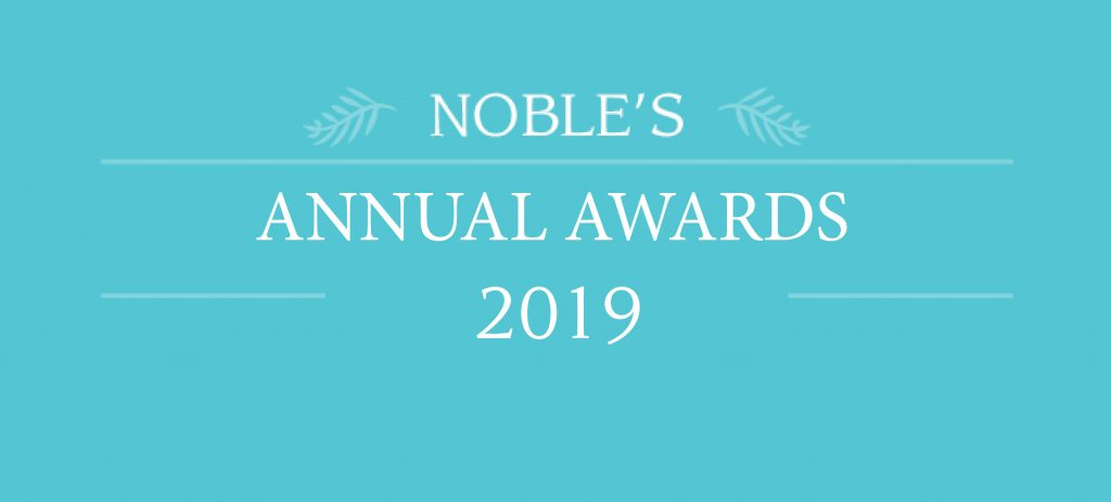 Noble to soon announce its 2019 Annual Award Winners