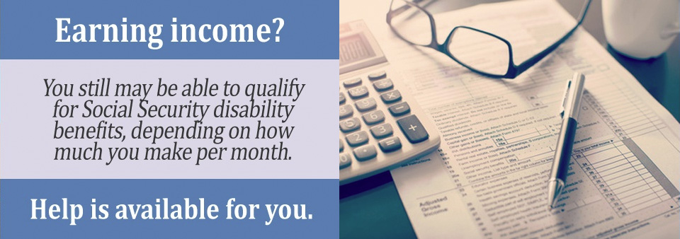 Social Security Disability Benefits and Work