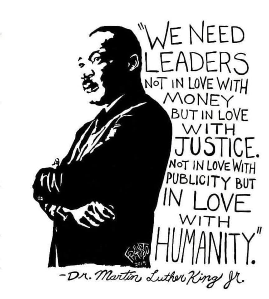 Remembering the legacy of Dr. Martin Luther King, Jr.