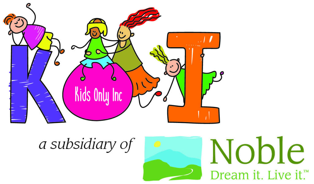 Noble's Kids Only, Inc. provides First Steps early Intervention therapies