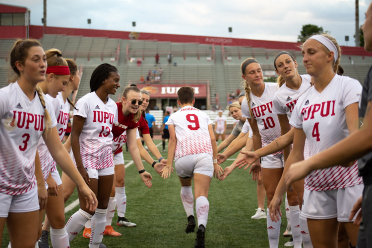 Sign up to play soccer with the IUPUI Women's Soccer Team