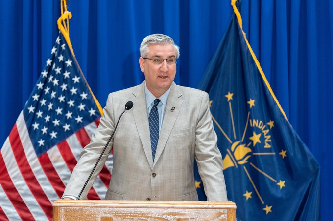 Governor Holcomb issues Stay-At-Home Executive Order