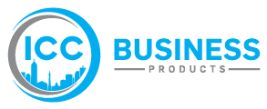 Thanks to ICC Business Products for supporting Noble