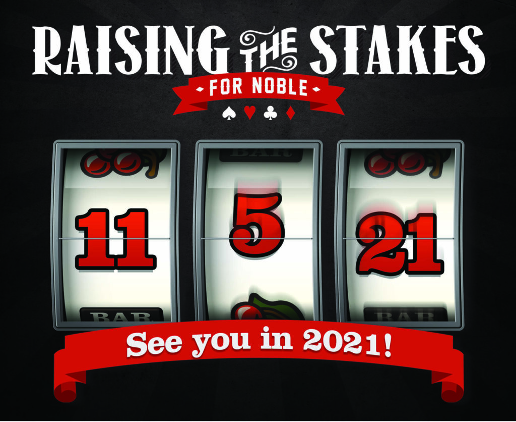 New date set for 2021 Raising the Stakes