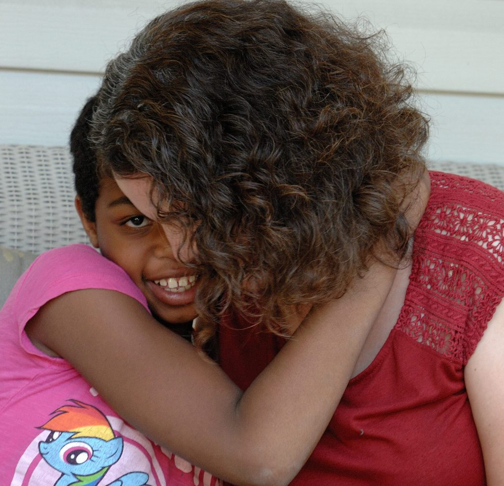 Respite can provide families with a much needed break