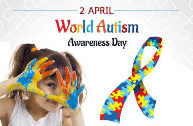Marking April 2 as World Autism Awareness Day