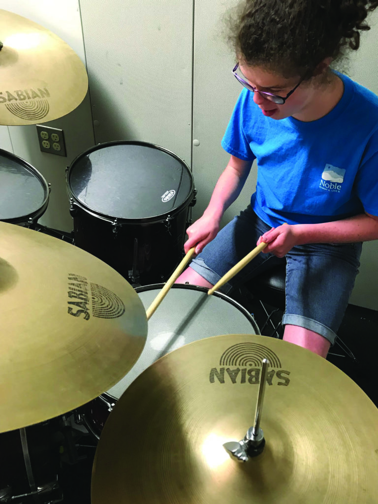 Get into the groove at Music & Dance Camp