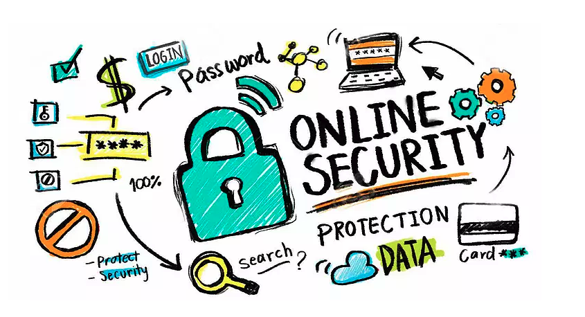Try these tips to stay safe on the internet